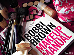the bobbi brown makeup manual for