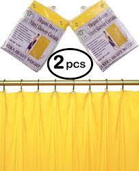 heavy duty vinyl shower curtain liner