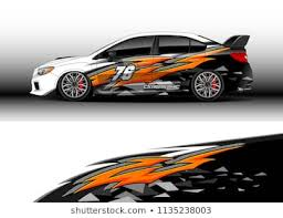 Car Sticker Images Stock Photos Vectors Shutterstock