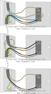 3 way switched lighting circuits