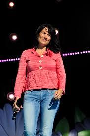 Jill Johnson | Jill under repetitionen inför Lotta på Lisebe… | Björn S |  Flickr