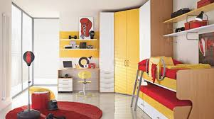 Kids Room Decor Photograph Twins Kids Bedroom Decor One Of