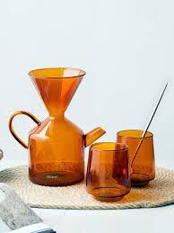 drip glass mocha coffee pot espresso