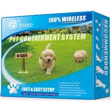 Wireless Pet Fence Free To Roam Wirele Buy Online In Brunei At Desertcart