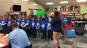 Ida Burns Elementary School Choir - YouTube