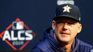 Tigers hire former Astros manager AJ Hinch
