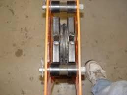 homemade square bending for hf
