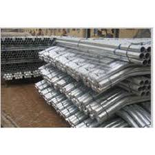 Round Galvanized Fence Post For Fencing J S Fence Industries Id 11484433012