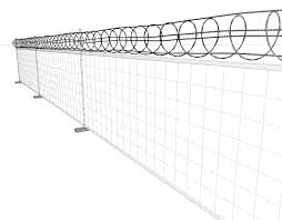 Barbed Wire Fence Png Clip Art Library
