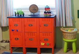 Diy Lockers For Kids Room Kids Toy Organization Kids Room Diy Locker
