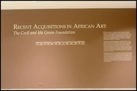 Recent Acquisitions in African Art: The Cecil and Ida Green ...