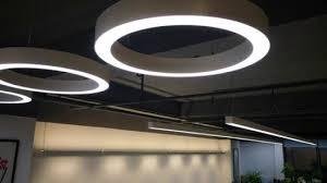 circle led pendant light led