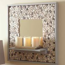 how to make a mosaic tile mirror the