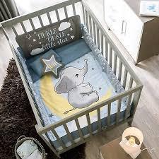 little elephant baby boys nursery crib
