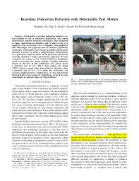 Real time pedestrian detection with deformable part models [h. cho, p…
