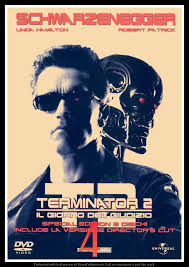 Terminator Poster Decorative Diy Wall Canvas Sticker Home Bar Art Posters Decor Wall Stickers Aliexpress