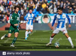 Oscar Rodriguez of CD Leganes seen in action during the La Liga ...