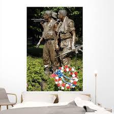 Vietnam Veterans Memorial Wall Decal Wallmonkeys Com
