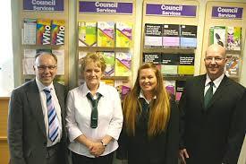 Rochdale News | News Headlines | Smart new look for council staff -  Rochdale Online