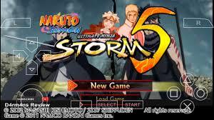 Offline] Naruto Shippudden: Ultimate Ninja Storm 5 Mod Game For ...