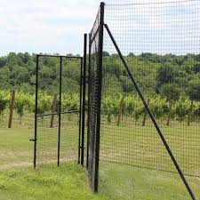6 Deer Fence Heavy End 2 Pack