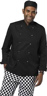 dennys long sleeve chefs industrial
