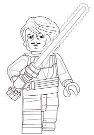 Lego Star Wars Anakin Skywalker Kleurplaat Gratis Kleurplaten