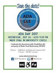 ADA Day 2017 - United Cerebral Palsy of Greater Cleveland