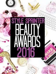 sprinter beauty makeup awards 2016