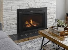 jasper series gas fireplace insert