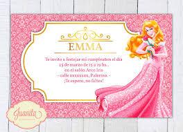Aurora Princesa Disney La Bella Durmiente Fiesta De Cumpleanos