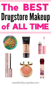the best makeup must haves of