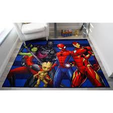 Children S Room Rug Marvel Avengers Soul 52 In X 69 In Walmart Com Walmart Com