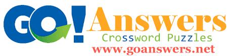 sunblock letters crossword clue go