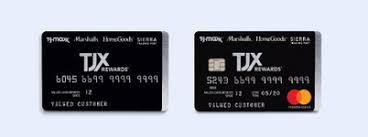 marshalls credit card application