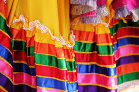 dress in central america and mexico