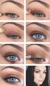 makeup tips for brown eyes with gles