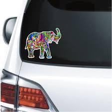 Elephant Designer Decal Sticker Custom Sticker Shop