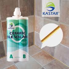 china colored tile adhesive glue