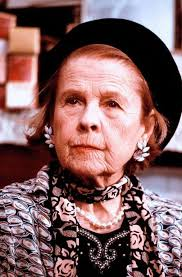 """Guilty, but not evil, mystery author Abigail Mitchell (Ruth Gordon) """"Try  And Catch Me"""" 