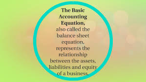 basic accounting equation by s bristo baker