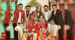 Nimki Mukhiya's actor Abhishek Sharma marries Apeksha Dandekar; see wedding  pics - Times of India