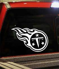 Tennessee Titans North 49 Decals