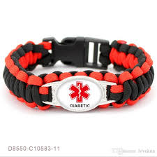 cal alert survival bracelet