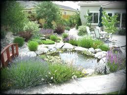 large backyard landscape designs garden