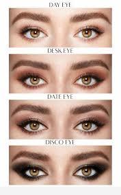 types of eye makeup cat eye makeup
