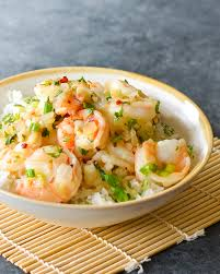 Vietnamese Caramel Shrimp - Once Upon a ...