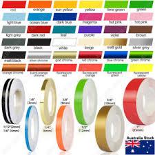 19mm 3 4 Pinstriping Pinstripe Tape Line Decal Vinyl Sticker Fluorescent Yellow Archives Midweek Com