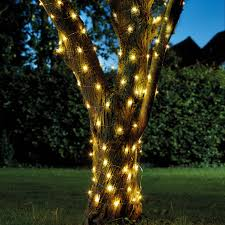 Smart Solar Firefly Solar Powered Warm White 100 Led Outdoor String Lights Departments Diy At B Q