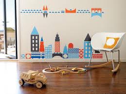 7 Creative Wall Murals For Kids Hgtv